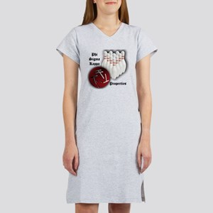 5-concept1 Women's Nightshirt