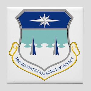 Air Force Academy Tile Coaster