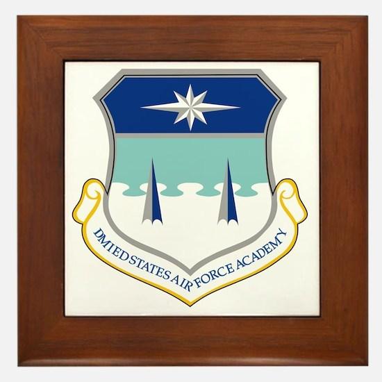 Air Force Academy Framed Tile