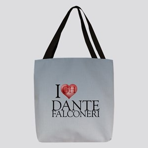 I Heart Dante Falconeri Polyester Tote Bag