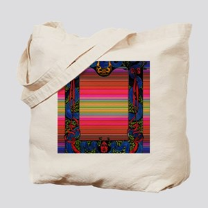 Native American Art-x-bhr-c-x 9 x 12 edit Tote Bag
