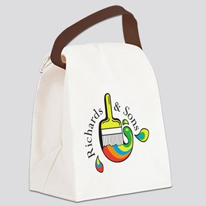 Richards And Sons T-Shirt Canvas Lunch Bag