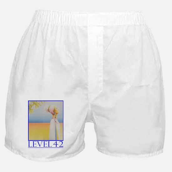 L42 T-Shirt 1981-c Boxer Shorts