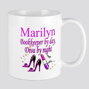 BOOKKEEPER 11 oz Ceramic Mug
