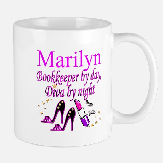BOOKKEEPER Mug