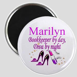 BOOKKEEPER Magnet