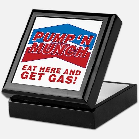 pump n munch Keepsake Box