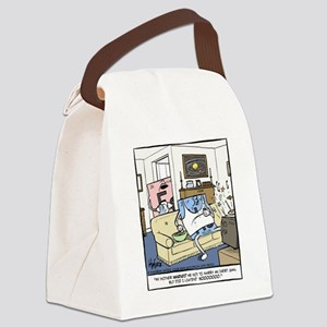 Inert Gas Final Canvas Lunch Bag