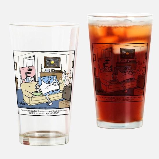 Inert Gas Final Drinking Glass