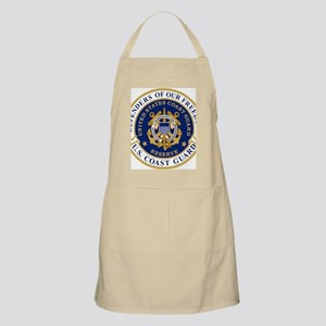 USCGR-Defending-Freedom-Circle Apron