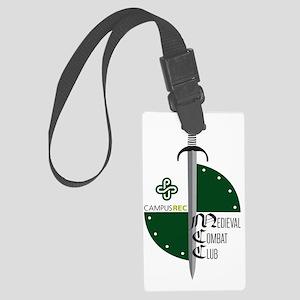 Club Logo Large Luggage Tag