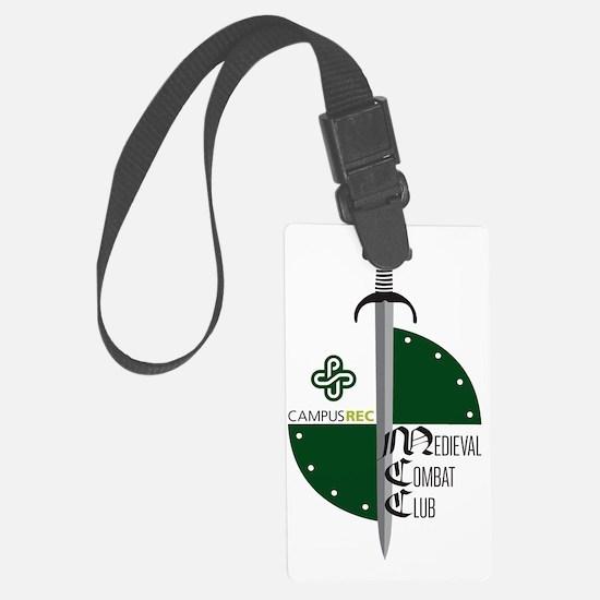 Club Logo Luggage Tag