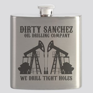 dirty sanchez black Flask