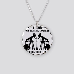 dirty sanchez black Necklace Circle Charm