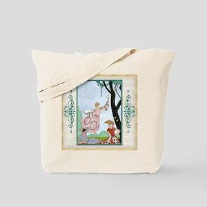 Pillow-1 Jan-Barbier-Love Tote Bag