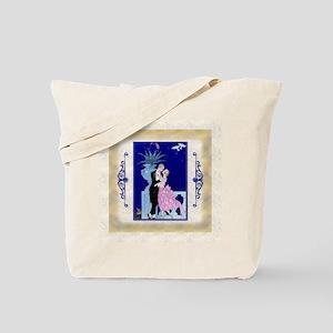 Keepsake-12 Dec Barbier-Love- Tote Bag