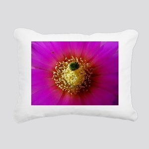 cactus Rectangular Canvas Pillow
