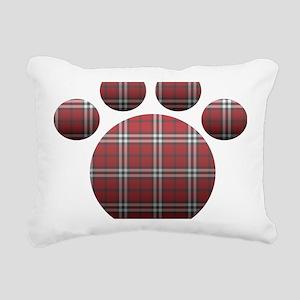 JustPaw Rectangular Canvas Pillow