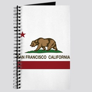 california flag san francisco Journal