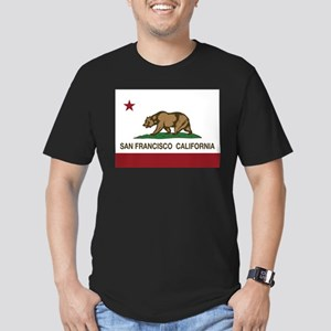 california flag san francisco T-Shirt