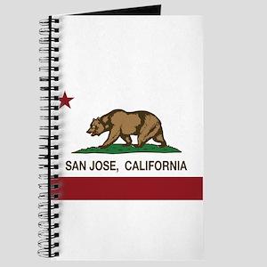 california flag san jose Journal