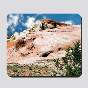 Valley of Fire State Park, Nevada, Postc Mousepad
