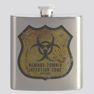 infected Flask