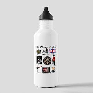 EnglishTransBG Stainless Water Bottle 1.0L