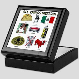 MexicanTrans Keepsake Box