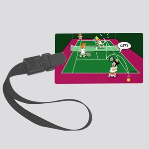 3-let Large Luggage Tag