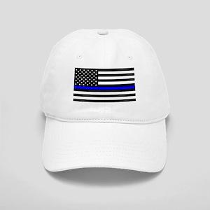 Blue Lives Matter Flag Cap