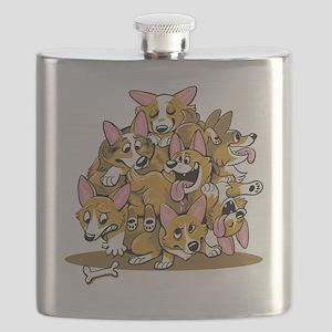 Corgi Cluster Flask