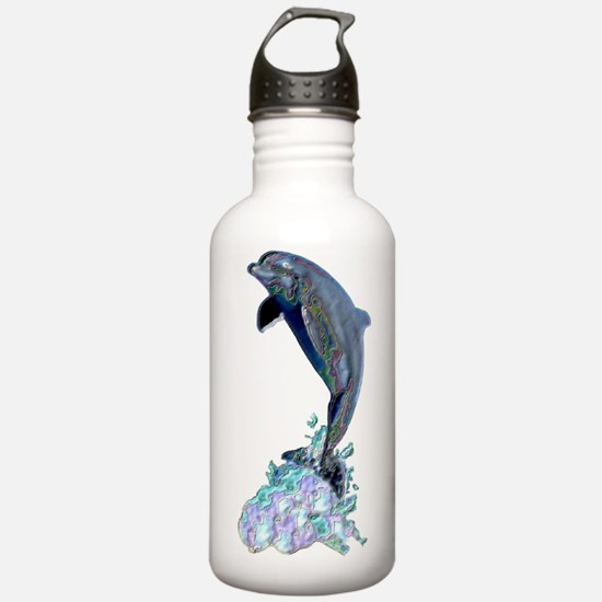 DOLPHINS BOTTLE Water Bottle