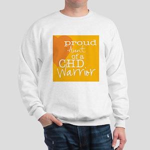 proud aunt copy Sweatshirt