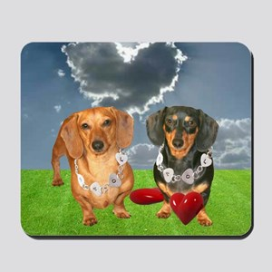 tig lil hearts clouds16x16 copy Mousepad