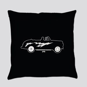 Grease Lightning Car Everyday Pillow