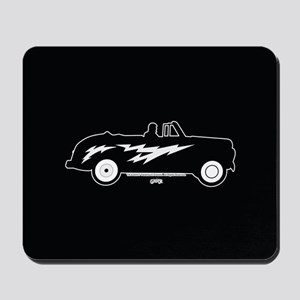 Grease Lightning Car Mousepad