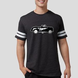 Grease Lightning Car Mens Football Shirt