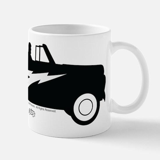 Grease Lightning Car Mug