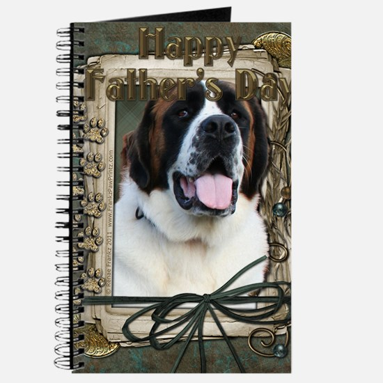 Stone_Paws_St_Bernard_Mae Journal