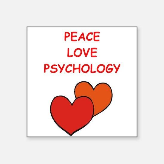 psychology Sticker