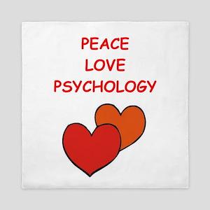 psychology Queen Duvet