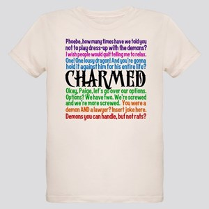 Charmed Quotes Organic Kids T-Shirt