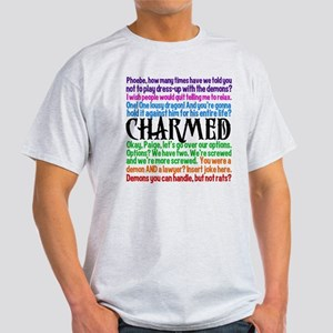 Charmed Quotes Light T-Shirt