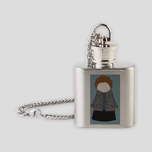 edwardbutton Flask Necklace