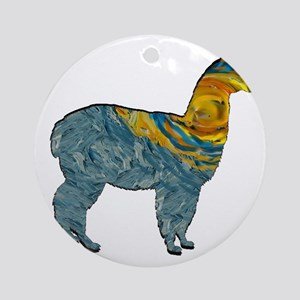MEADOW NOW Round Ornament