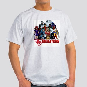 LIBERATORS shirt2010 Light T-Shirt