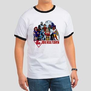 LIBERATORS shirt2010 Ringer T
