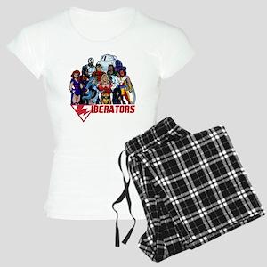 LIBERATORS shirt2010 Women's Light Pajamas
