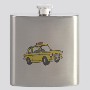 Cabs are here - dk Flask
